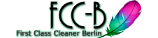 First Class Cleaner Berlin Logo